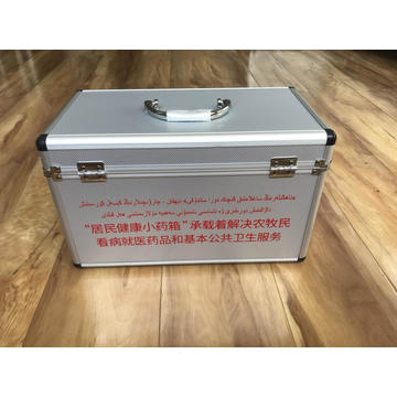 Custom  Small Aluminum Carrying Box