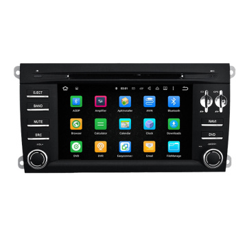 7inch Double Din DVD GPS Car Stereo