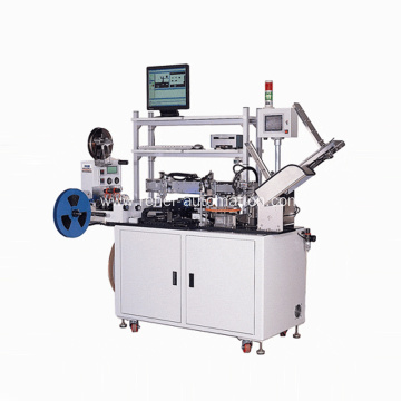 Connector detection and packaging machine