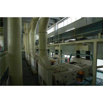 1500t/d Oilseed Pretreatment Production Line