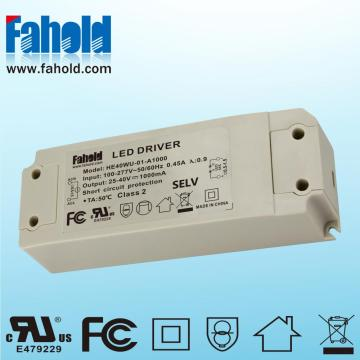 Controlador LED de luz de panel 600x600