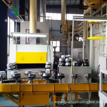 High Efficient Intelligent Automatic ceramic nano coating line