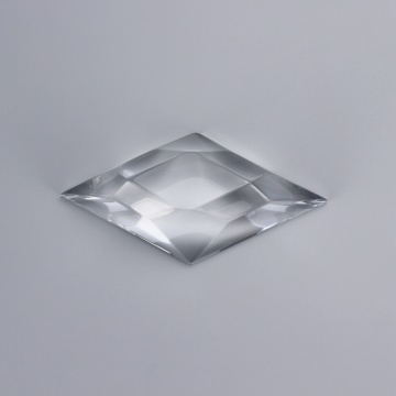 lighted glass block used for acrylic base