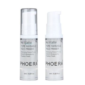 PHOERA Make Up Transparent Cream Pore Perfect Primer Oil Control Lasting Moisturizing Isolation fluid For make up Primer TSLM1