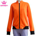 Blank orange casual jacket