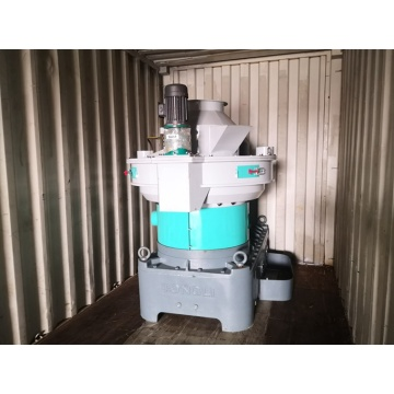 well-structured Wood pellet  machine