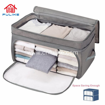 Folding Organizer Clothes Travel Bulk Storage Bag