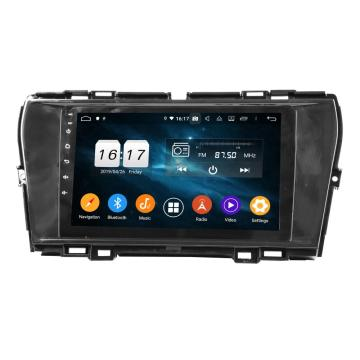 car autoradio for SsangYong ​Korando 2019