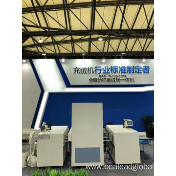 Ball Fiber Filling Machinery