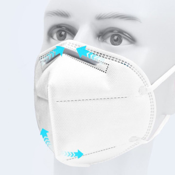 5ply non-medical kN95 face mask