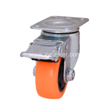 Medium duty 3 Inch locking Caster Wheel