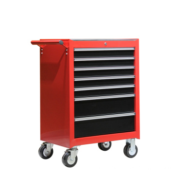 7 Drawer Rolling Tool Chest Cabinet