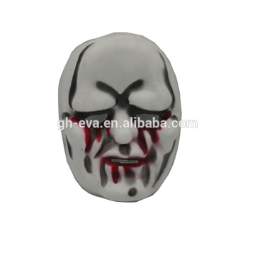 Halloween Carnival EVA Scary Face Skull Mask For Man