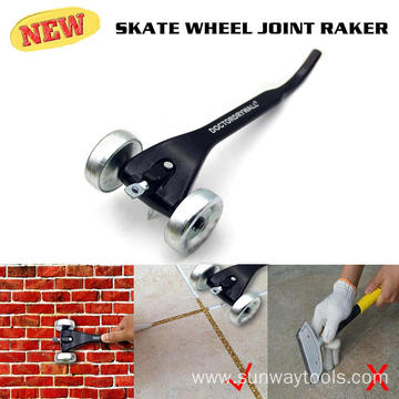 SKATE WHEEL JOINT RAKER