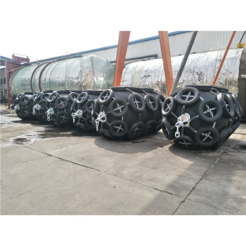 Marine Boat Fenders With Tyre And Chain