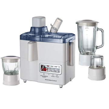 Hot sell 176 glass jar blender food processor