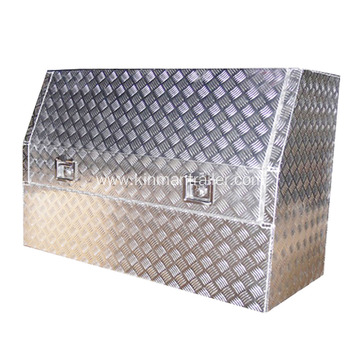 aluminium checker plate tool boxes cheap