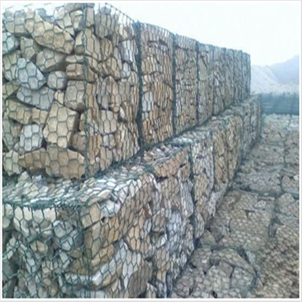 Hot Sale High Quality PVC  Ganvanized Gabion