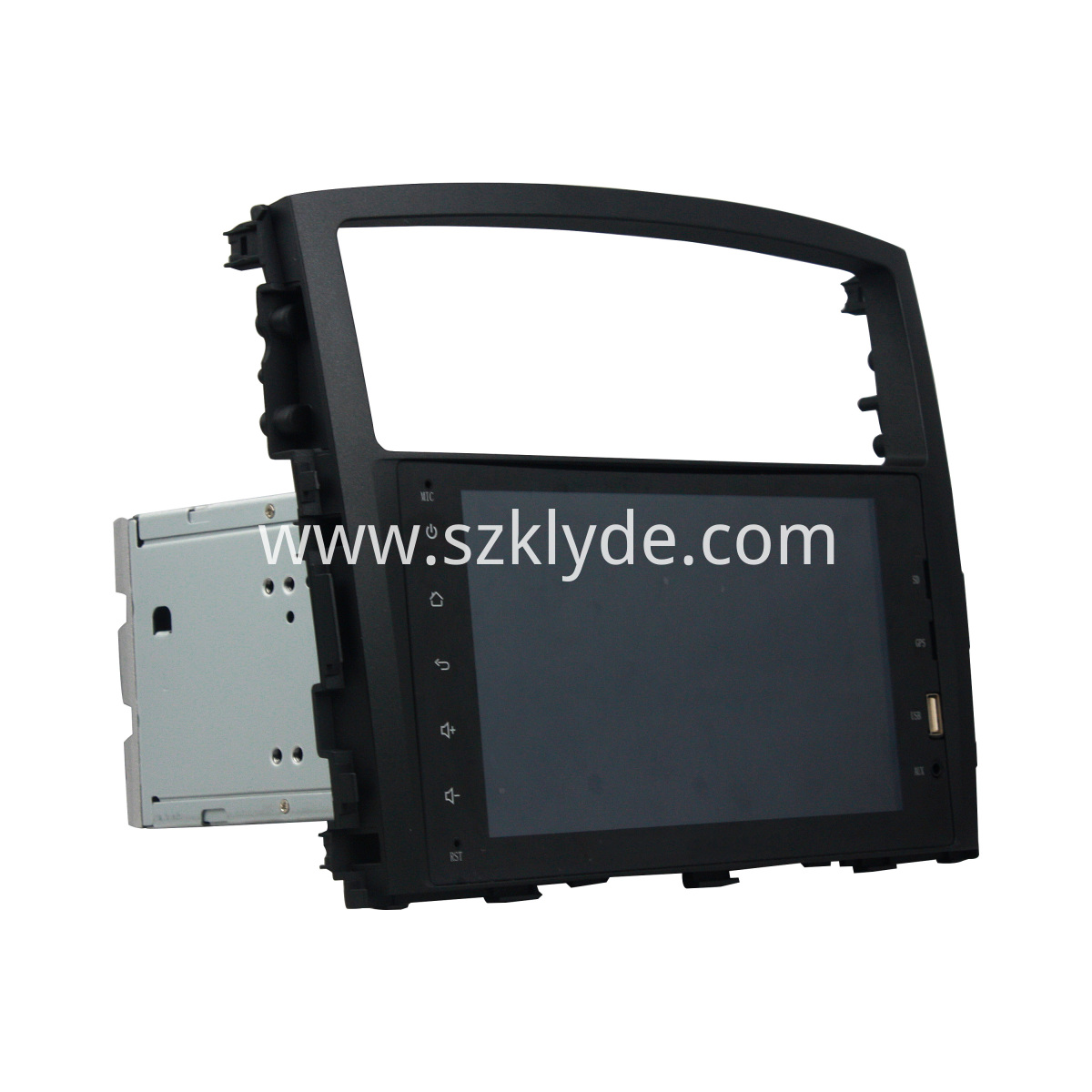vehicle dvd player for PAJERO