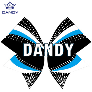 sublimation Cheerleader Hair Bow