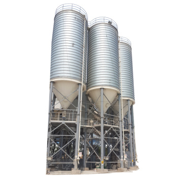 New design 50T cement silo for concrete plant