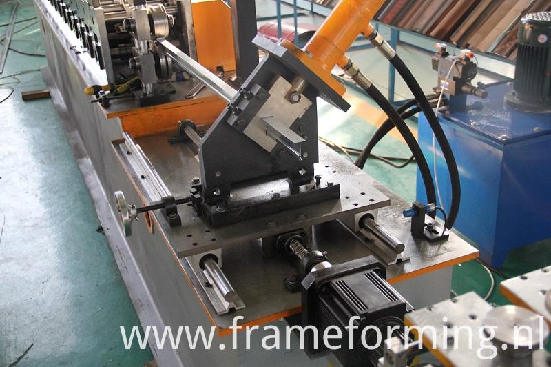 T Gird With Black Line Roll Forming Machine