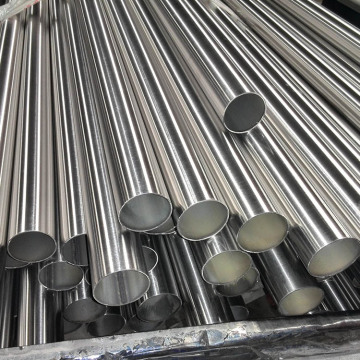 Decorative round tube 201 304 316 stainless steel tube for furniture