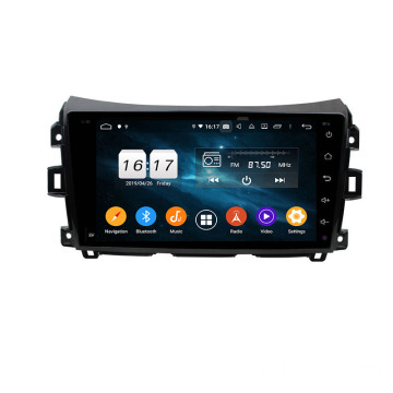 Navara 2016 Right car dvd player touch screen