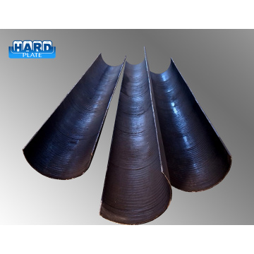Hard-plate Hardfacing Welding Clad Feeder Pipe