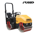 Hydraulic Vibration 2 Ton Double Drum Road Roller