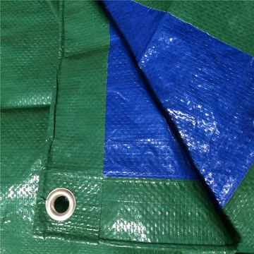120gsm Blue Green Medium Duty Tarpaulin