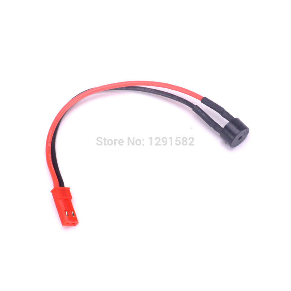 5V Active Buzzer Alarm Beeper With Cable for FPV Racer Quadcopter Drone DIY New Electric Acoustic Components 5pcs / 10pcs