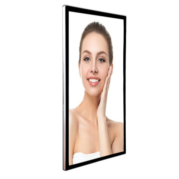 "55"" mobile live broadcast touch screen monitor"