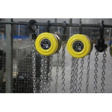 CE GS Quality Manual Chain Hoist