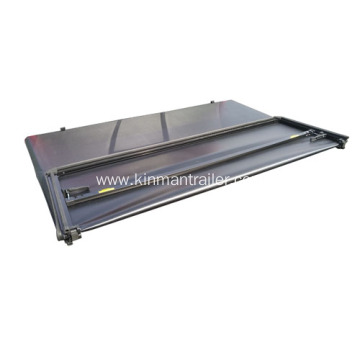 aluminium tray soft tonneau cover