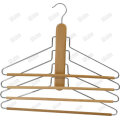Fold Pants Hanger Space Saving Cloth Hanger