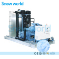 Snow world Flake Ice Plant Machine 20T