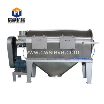 High quality airflow centrifugal sieve equipment for powder