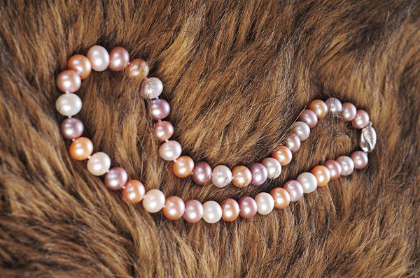 Freshwater Cultured Pearl Jewelry Necklace