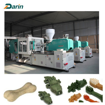 Popular Shapes Injection Molding Pet Treat Equipment
