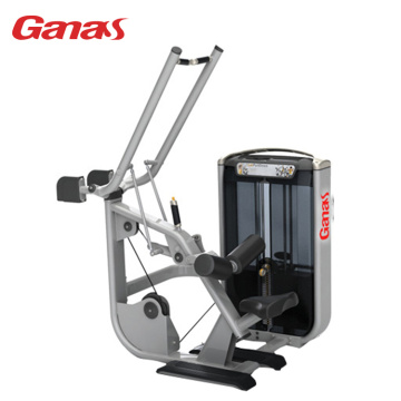 Professional Gym Exercise Equipment Diverging Lat Pulldown