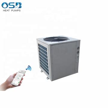 WIFI remote control domestic heat pump