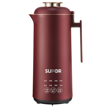 220V 350ML Mini Electric Soybean Milk Maker Stainless Steel Inner Household Water Boiling Kettle Food Juicer & Timer And Heating