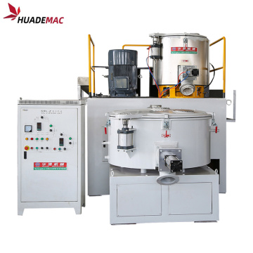 Pvc powder Plastic Mixing Machine