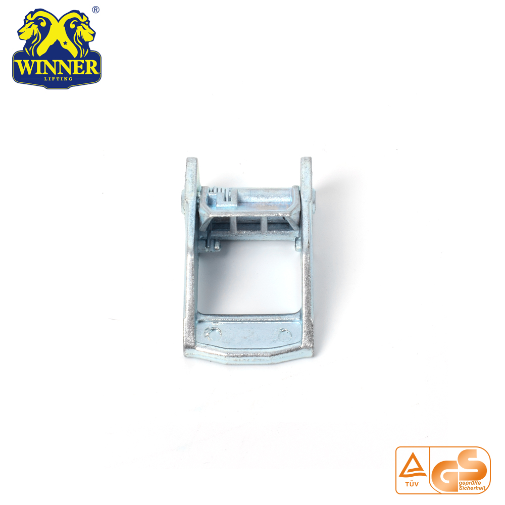 1 Inch Zinc Alloy Cam Buckle With 800KG