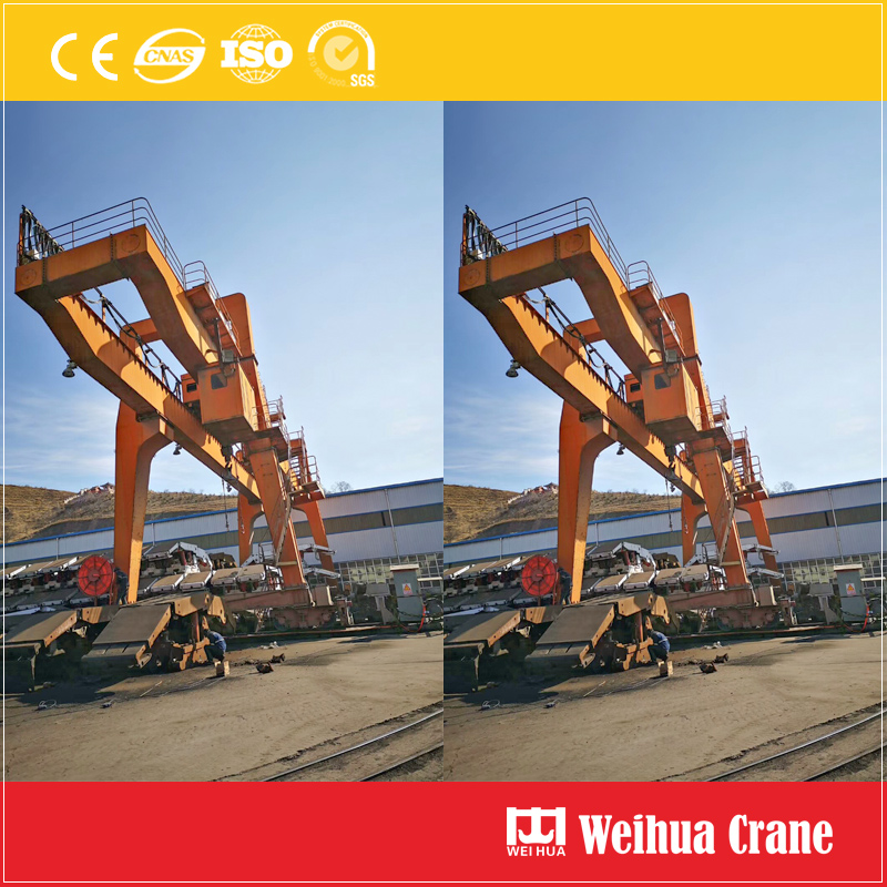 double-girder-gantry-crane-at-working-site