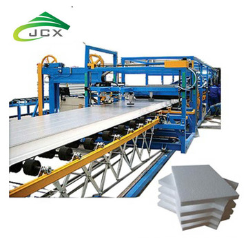 Wall Insulation PPGI EPS Sandwich Panel Production Machine