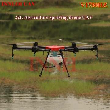 DIY 22L Agriculture pesticide spraying drone seed spreading Accessories for take-off weight 50kg Crop sprayer Farming drone UAV