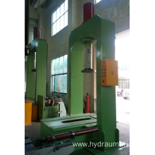 315T Gantry Hydraulic Machine for Pressing and Installing
