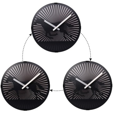 Horse Moving Wall Clocks